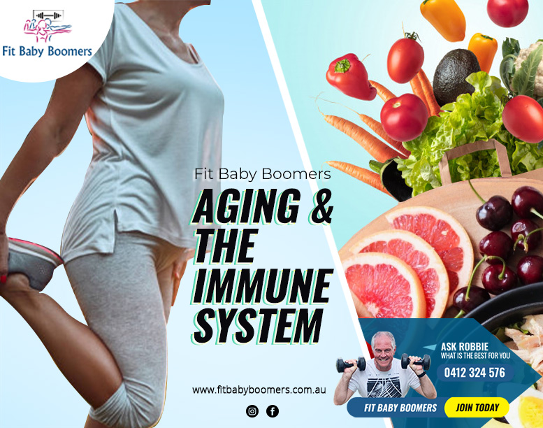 Fit Baby Boomers | Aging and the Immune System