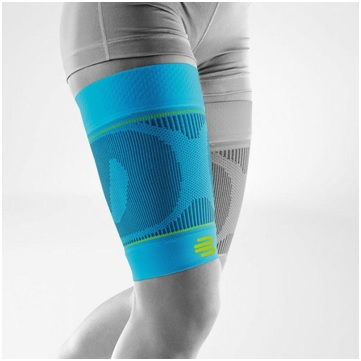 SPORTS COMPRESSION SLEEVES UPPER LEG