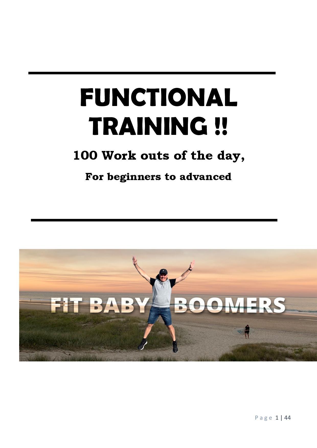 Cross Training - 100 Workouts